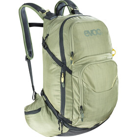 EVOC Explr Pro Technical Performance Pack Zaino 30l, heather light olive